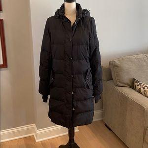 Ladies J. Crew Puffer Coat